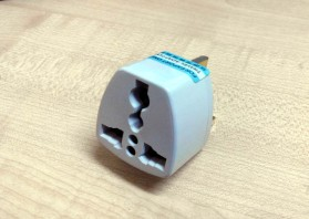 3pin adapter