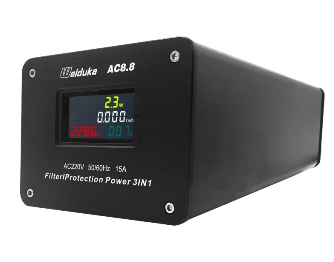 Weiduka AC8.8 Power Conditioner & NEW MK3 version (1 yr 1-1 Exchange), MK Plug top Weiduka-ac8.81