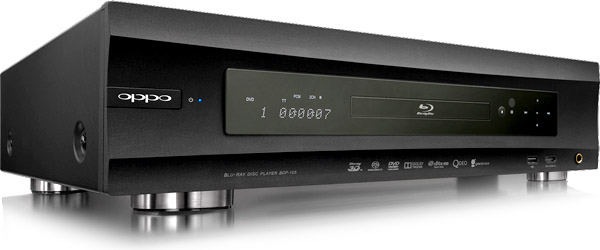 Oppo Flagship BDP-105D Darbee, 3D Bluray Universal Player (Jailbreak) Bdp-105-poster