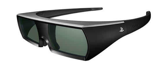 sony 3d glass