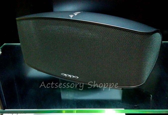 Oppo Sonica Wireless Speaker. Wifi, Bluetooth, AUX in, Network. Sonica1
