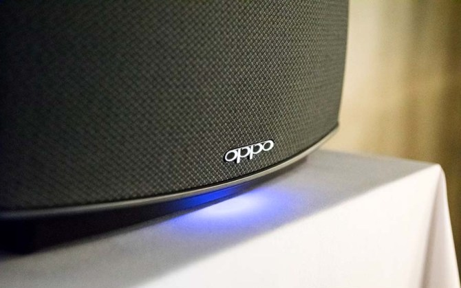 Oppo Sonica Wireless Speaker. Wifi, Bluetooth, AUX in, Network. Sonica6