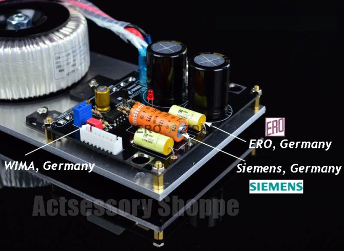 Linear Power Supply module for OPPO UDP-203   Actsessory Shoppe