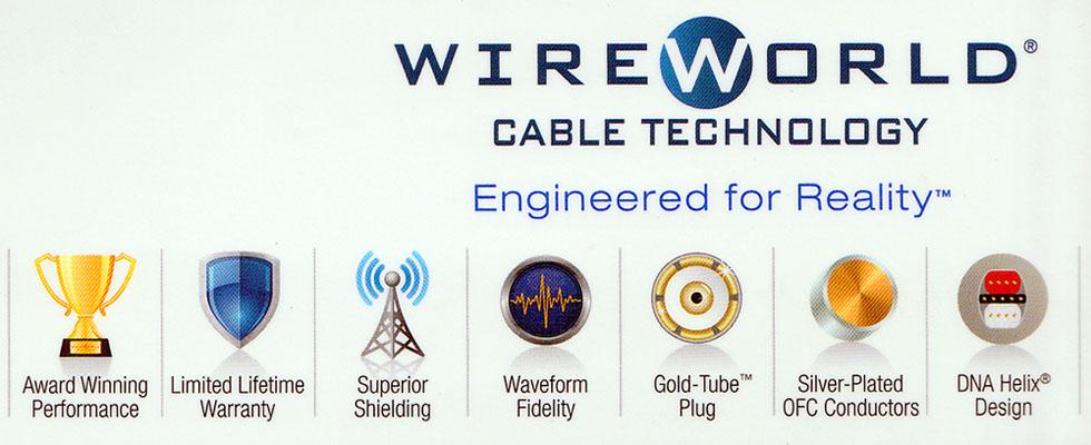 WireWorld Solstice 8 Subwoofer Interconnect Cable 4M / 6M Luna-solstice-2