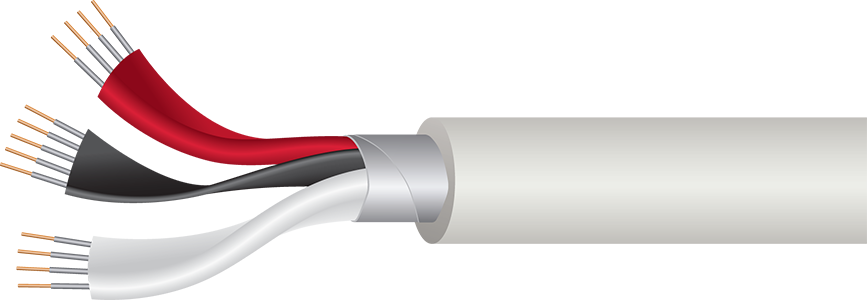 WireWorld Solstice 8 Subwoofer Interconnect Cable 4M / 6M Soi8_cutaway_2b3a895b-1789-4827-8d54-6cf03626e728_1024x1024