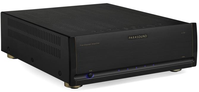 Parasound Halo A52+ Five-Channel Power Amplifier A52a