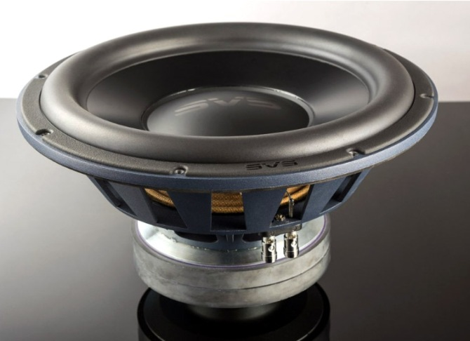 SVS SB-3000 Sealed Subwoofer Sb3000b