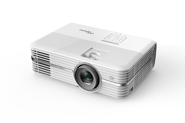 Optoma UHD50 4K Ultra HD Home Theater Projector Uhd50_left-facing_gallery