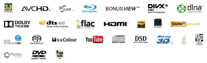 Pioneer BDP-LX58 Bluray 3D, SACD, Universal Player. 4K Upscaling, Jailbreak Pioneer-lx58e