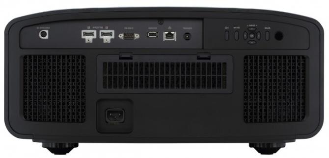 Latest JVC DLA-N5 Native 4K HDR D-ILA Projector, 4 Months 224479_dla-n_all_rear