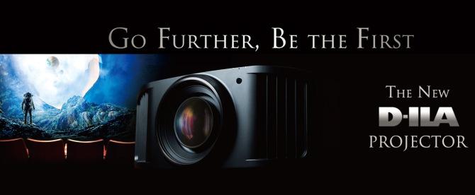 Latest JVC DLA-N5 Native 4K HDR D-ILA Projector, 4 Months D-ila_banner_key_1440x700_black