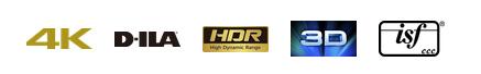 Latest JVC DLA-N5 Native 4K HDR D-ILA Projector, 4 Months Jvc-n5a