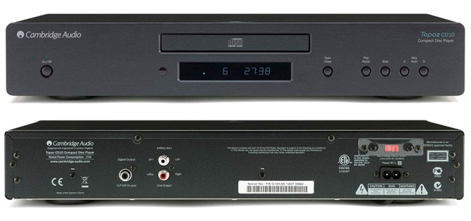 Cambridge Audio TOPAZ CD10 CD Player 71wjchztgvl._sl1500_