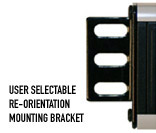 WireWorld Matrix 2: 6-Way Shielded Power Strip / Distribution Block Side