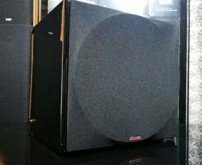 Dynaudio SUB 250 Sealed Subwoofer, 10″, Denmark Sub-250c