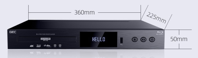 GIEC BDP-G5300 4K Ultra HD Bluray, 3D Bluray, DVD player. Affordable, Cinavia Free, Region Free, Optional Jailbreak/Mod O1cn01bmyoit1i20rhdbzhq_36070834