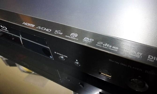 Pioneer BDP-140 3D Bluray, SACD, DVD Player, Modded, Cinavia FREE 140d