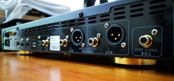 IPUK UHD8582 4K UltraHD 3D Bluray Universal + Harddisk Media Player 85822