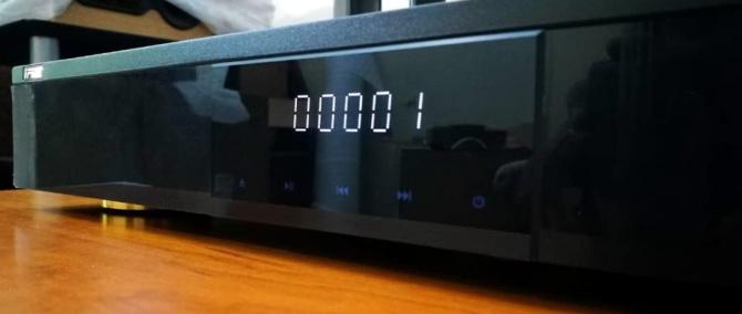 IPUK UHD8582 4K UltraHD 3D Bluray Universal + Harddisk Media Player 85823