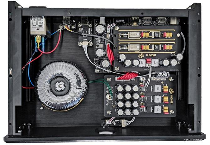 IPUK UHD8581 Reference 4K Ultra HD HDR Media Player Femto-pro