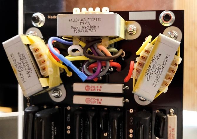 Falcon Acoustics LS3/5A BBC, Gold Badge Fa-ls35aa