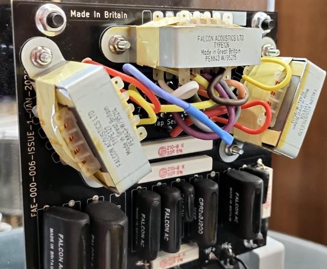 Falcon Acoustics LS3/5A BBC, Gold Badge Fa-ls35ab