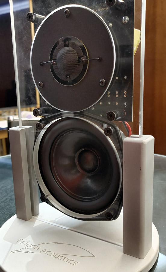 Falcon Acoustics LS3/5A BBC, Gold Badge Fa-ls35ac