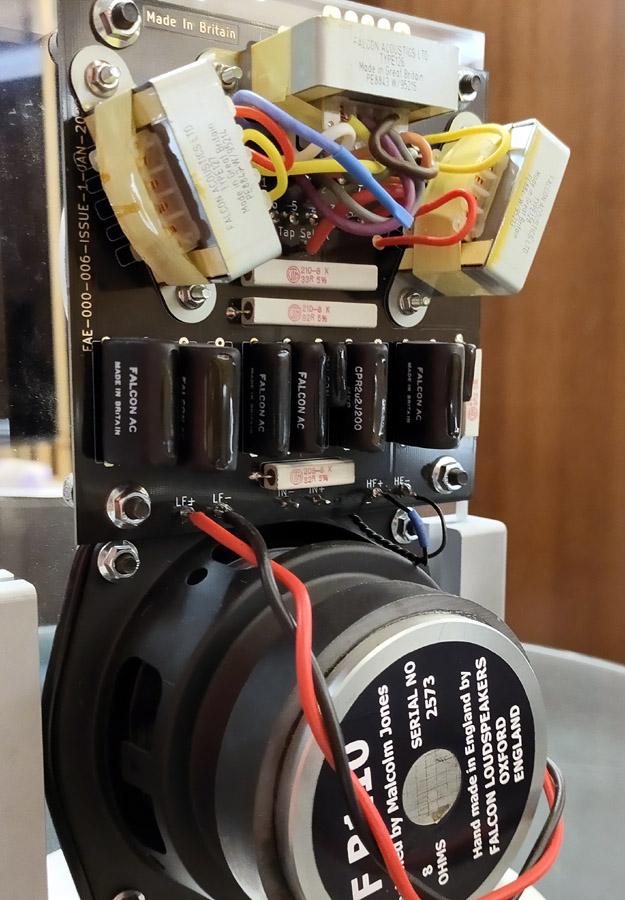 Falcon Acoustics LS3/5A BBC, Gold Badge Fa-ls35ae
