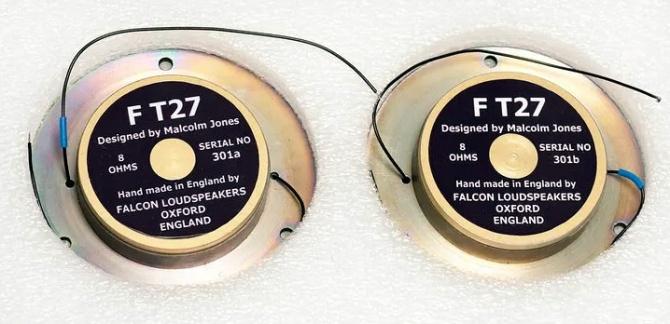 Falcon Acoustics LS3/5A BBC, Gold Badge Fa-ls35ah