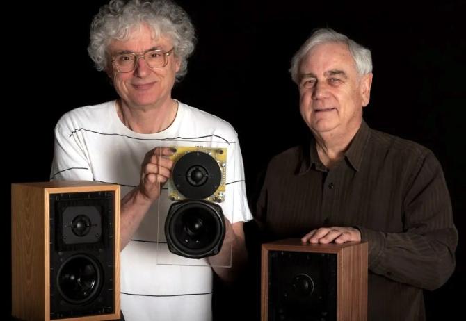 Falcon Acoustics LS3/5A BBC, Gold Badge Fa-ls35al