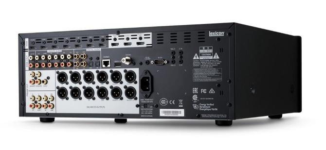 Lexicon MC-10 Immersive Surround Sound AV Processor 11.2 Pre outs, Dirac Live, 5 Years Warranty Lex-mc-10-5
