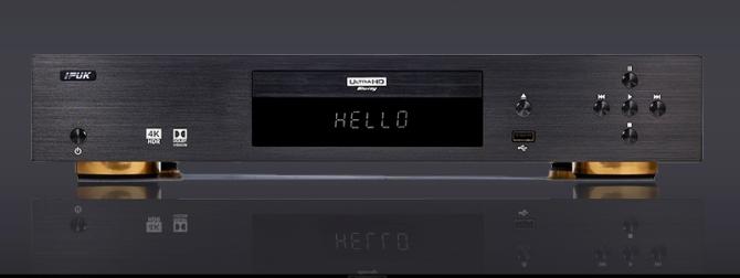 IPUK UHD8592 4K Ultra HD Bluray Universal Player Ipuk-8592e