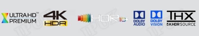 IPUK UHD8592 4K Ultra HD Bluray Universal Player Ipuk-8592f