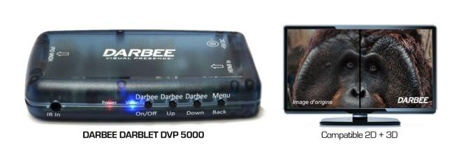 Darbee Darblet DVP-5000 Image/Video processor Darbee-darblet-dvp-5000
